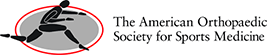The American  Orthopedic Society  For Sports medicine